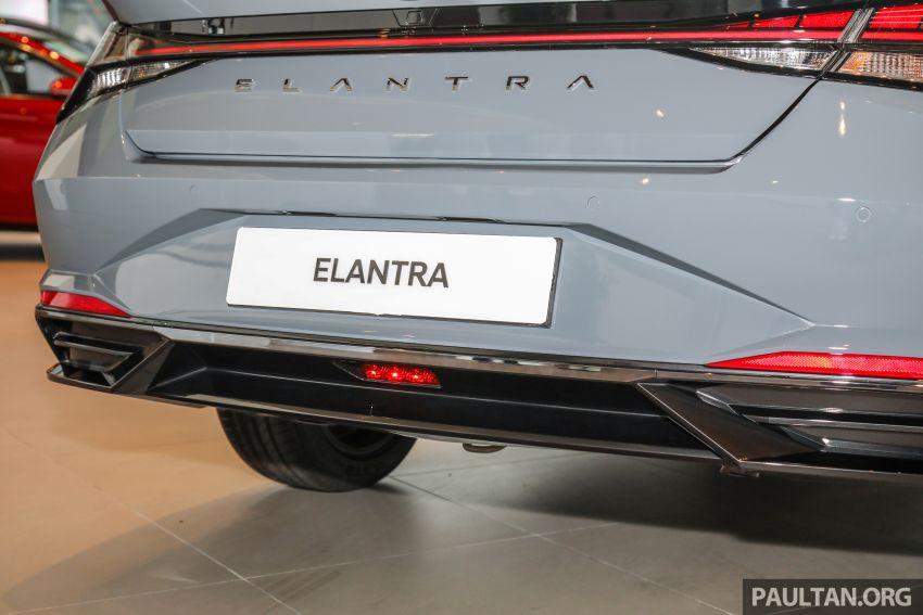 GALLERY: New Hyundai Elantra 1.6 Executive, RM140k Image #1290282