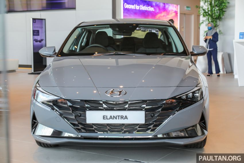GALLERY: New Hyundai Elantra 1.6 Executive, RM140k Image #1290264
