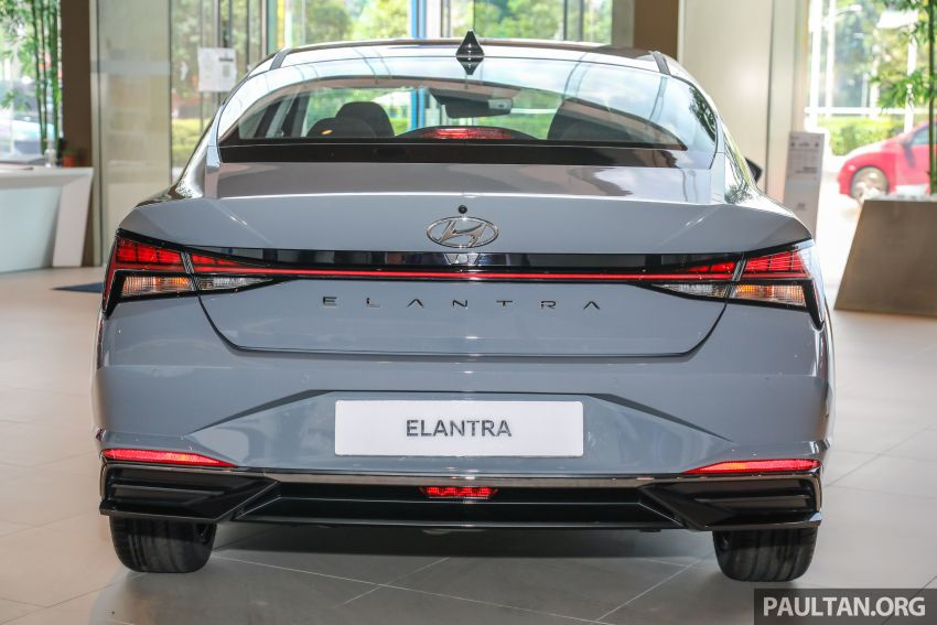 GALLERY: New Hyundai Elantra 1.6 Executive, RM140k Image #1290265