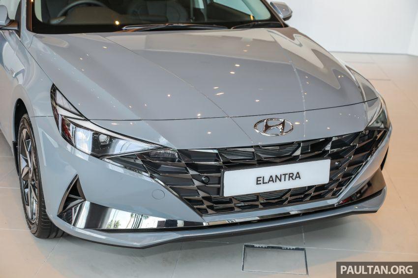 GALLERY: New Hyundai Elantra 1.6 Executive, RM140k Image #1290266