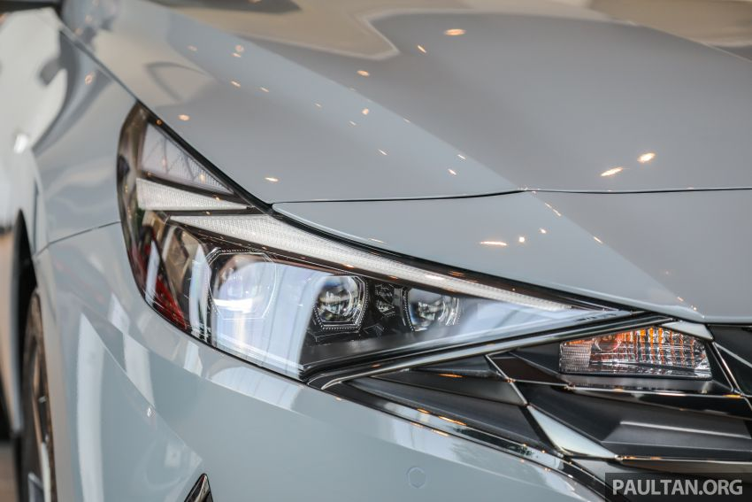 GALLERY: New Hyundai Elantra 1.6 Executive, RM140k Image #1290267