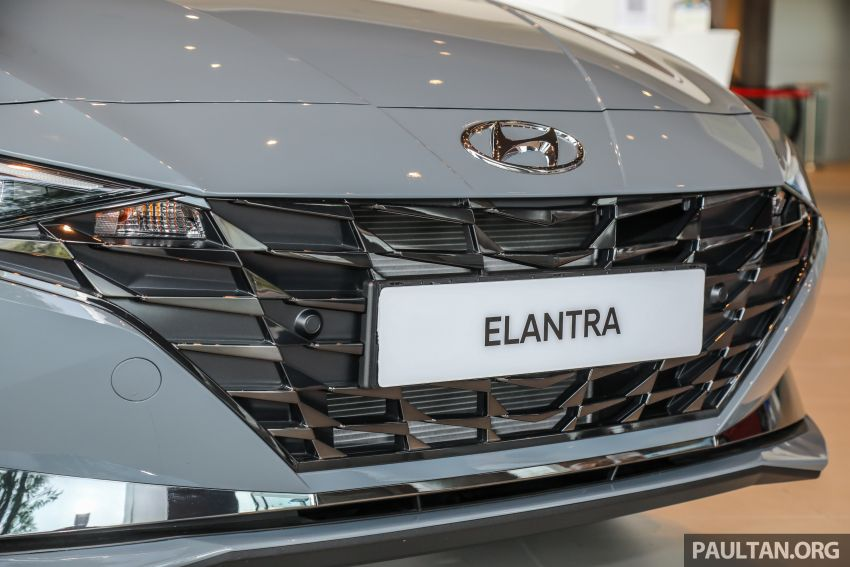 GALLERY: New Hyundai Elantra 1.6 Executive, RM140k Image #1290269