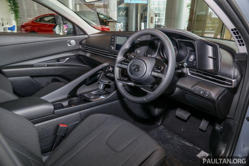 GALLERY: New Hyundai Elantra 1.6 Executive, RM140k Image #1290286