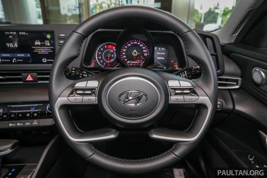 GALLERY: New Hyundai Elantra 1.6 Executive, RM140k Image #1290311
