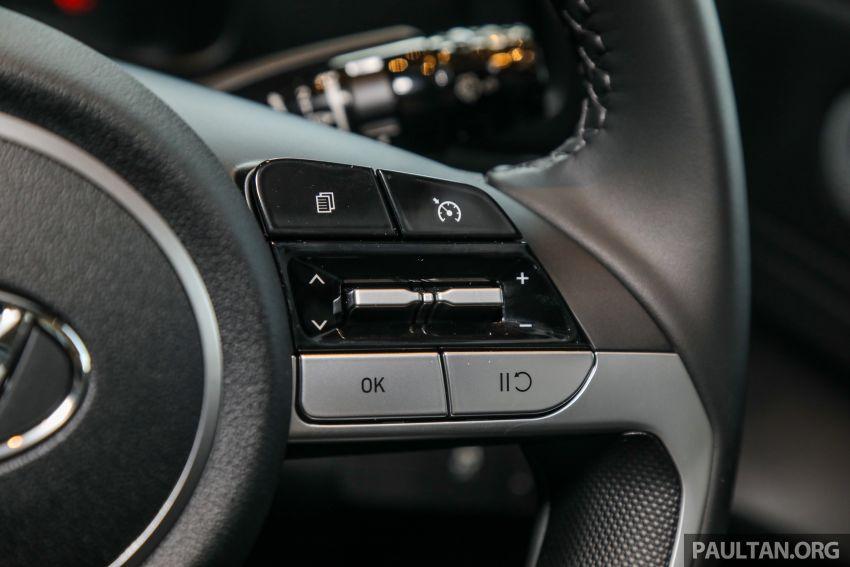 GALLERY: New Hyundai Elantra 1.6 Executive, RM140k Image #1290314