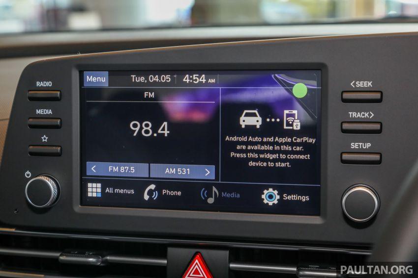 GALLERY: New Hyundai Elantra 1.6 Executive, RM140k Image #1290317