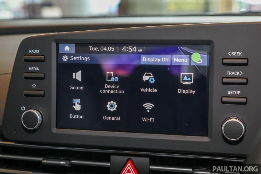 GALLERY: New Hyundai Elantra 1.6 Executive, RM140k Image #1290319