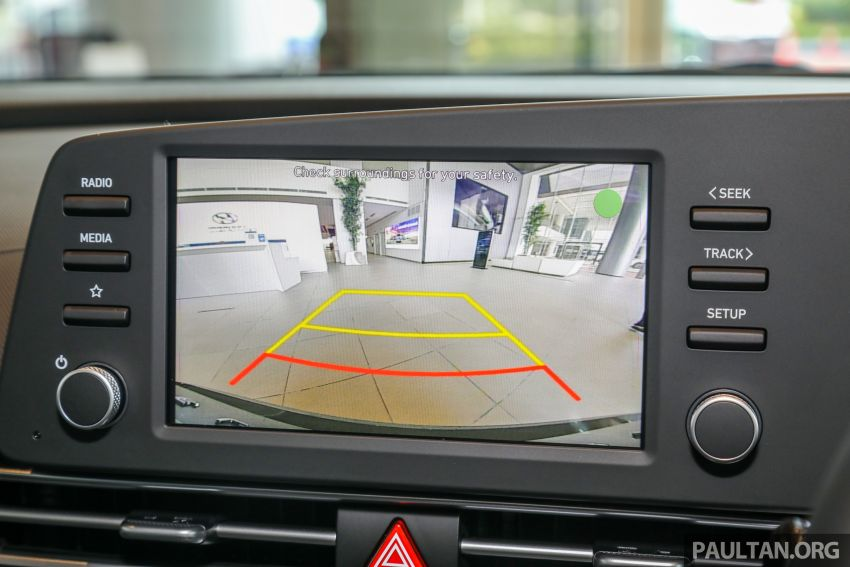 GALLERY: New Hyundai Elantra 1.6 Executive, RM140k Image #1290325