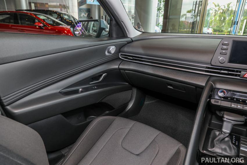 GALLERY: New Hyundai Elantra 1.6 Executive, RM140k Image #1290340