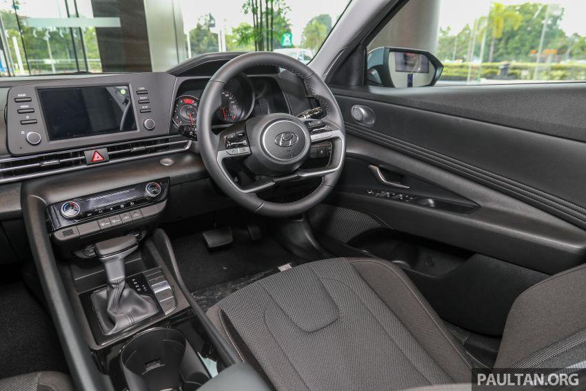 GALLERY: New Hyundai Elantra 1.6 Executive, RM140k Image #1290341