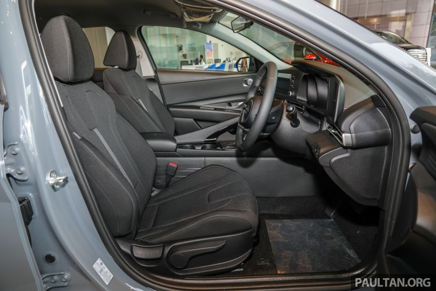 GALLERY: New Hyundai Elantra 1.6 Executive, RM140k Image #1290342