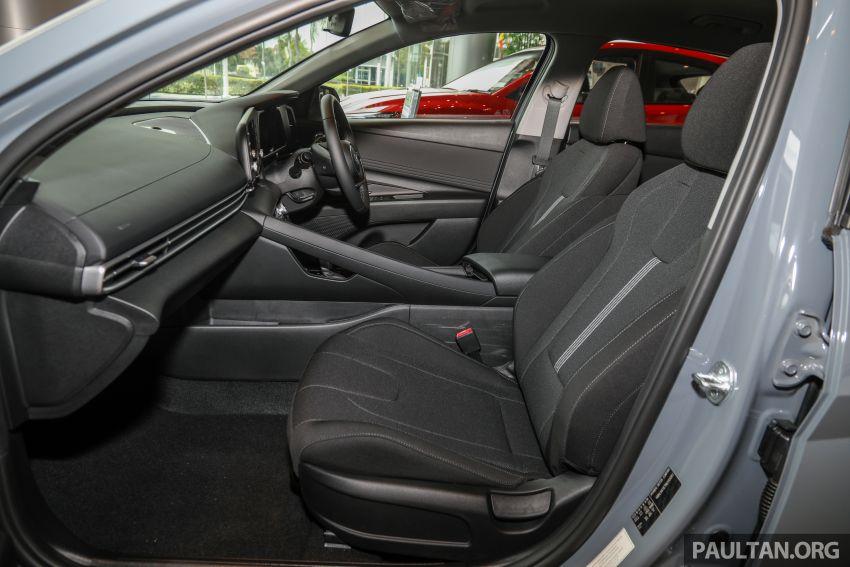 GALLERY: New Hyundai Elantra 1.6 Executive, RM140k Image #1290343