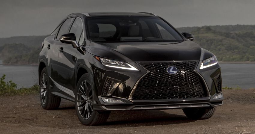 Lexus has sold over 2 million electrified cars globally Image #1295017