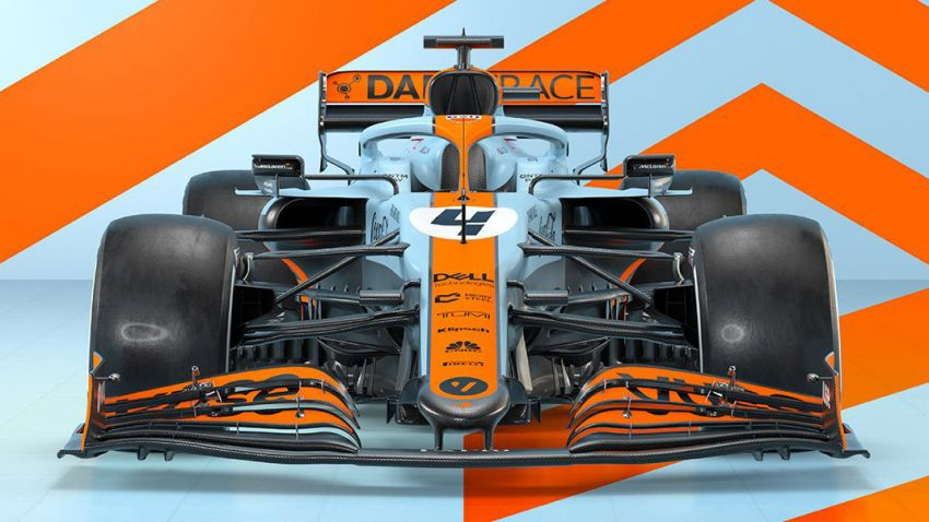 McLaren 720S gets Gulf livery to celebrate partnership Image #1294766