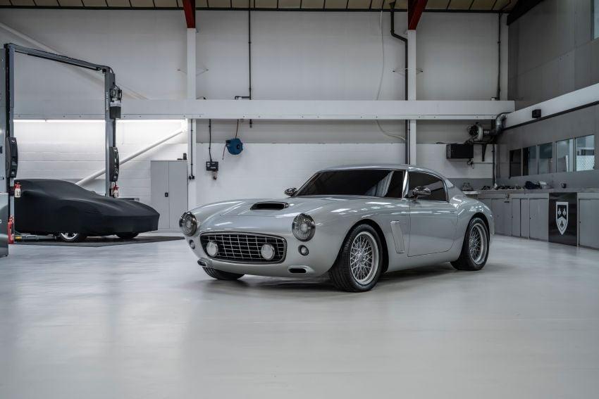 2021 RML Short Wheelbase – modern classic inspired by Ferrari 250 GT SWB with 5.5L NA Ferrari V12 engine Image #1293998