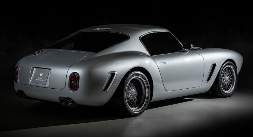 2021 RML Short Wheelbase – modern classic inspired by Ferrari 250 GT SWB with 5.5L NA Ferrari V12 engine Image #1293991