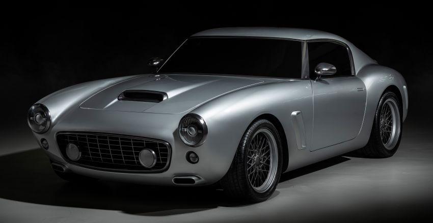2021 RML Short Wheelbase – modern classic inspired by Ferrari 250 GT SWB with 5.5L NA Ferrari V12 engine Image #1293992