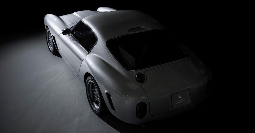 2021 RML Short Wheelbase – modern classic inspired by Ferrari 250 GT SWB with 5.5L NA Ferrari V12 engine Image #1293993