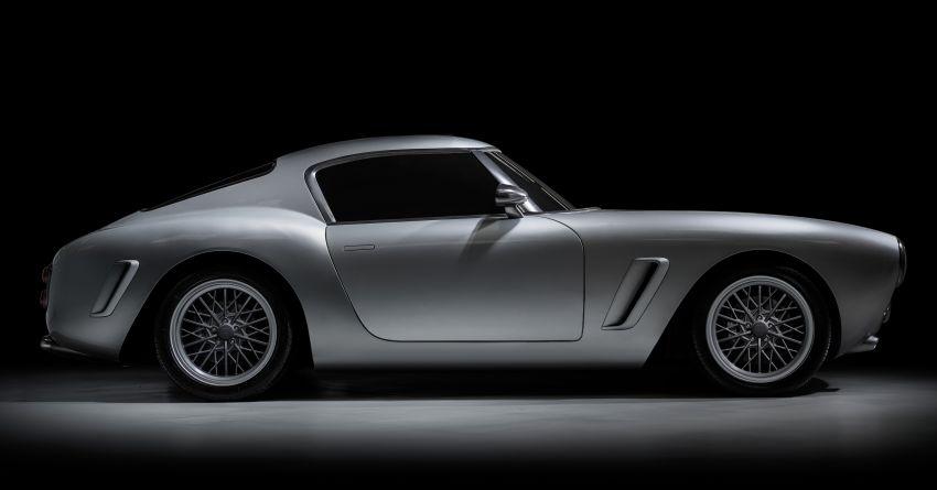 2021 RML Short Wheelbase – modern classic inspired by Ferrari 250 GT SWB with 5.5L NA Ferrari V12 engine Image #1293994