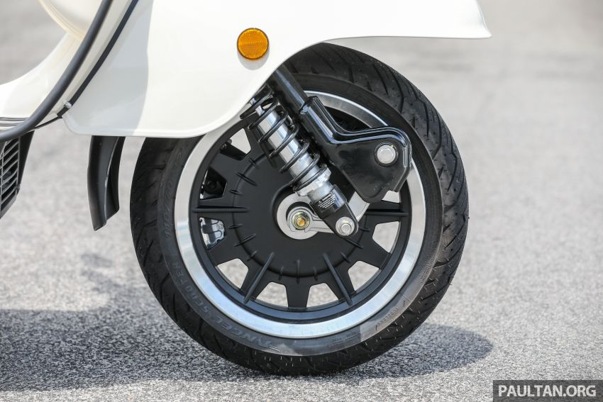 REVIEW: 2021 Royal Alloy TG250 – riding <em>la dolce vita</em>, RM19,800, made in Thailand, all classic scooter style Image #1291877