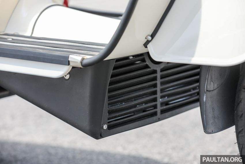 REVIEW: 2021 Royal Alloy TG250 – riding <em>la dolce vita</em>, RM19,800, made in Thailand, all classic scooter style Image #1291880