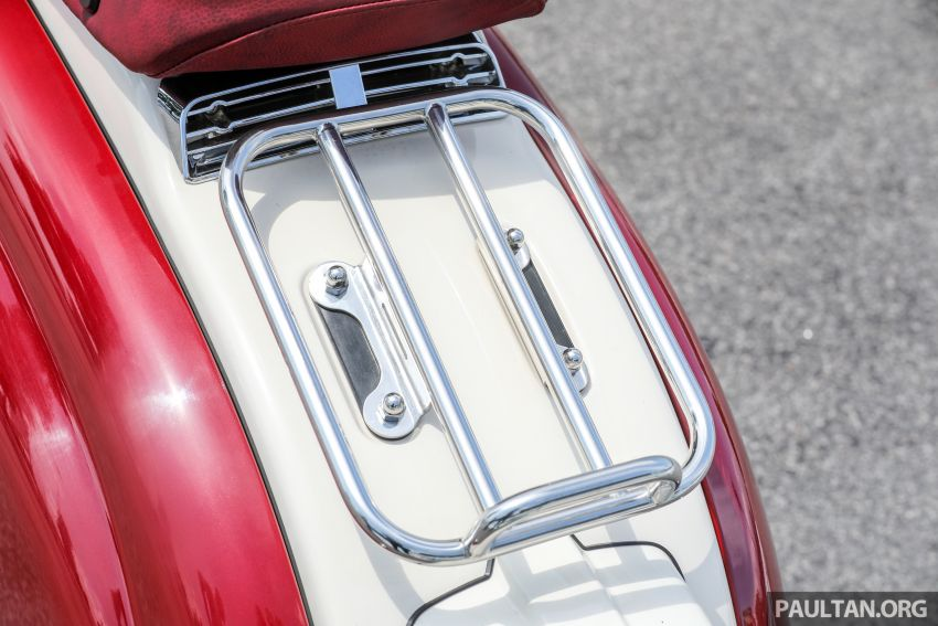 REVIEW: 2021 Royal Alloy TG250 – riding <em>la dolce vita</em>, RM19,800, made in Thailand, all classic scooter style Image #1291919