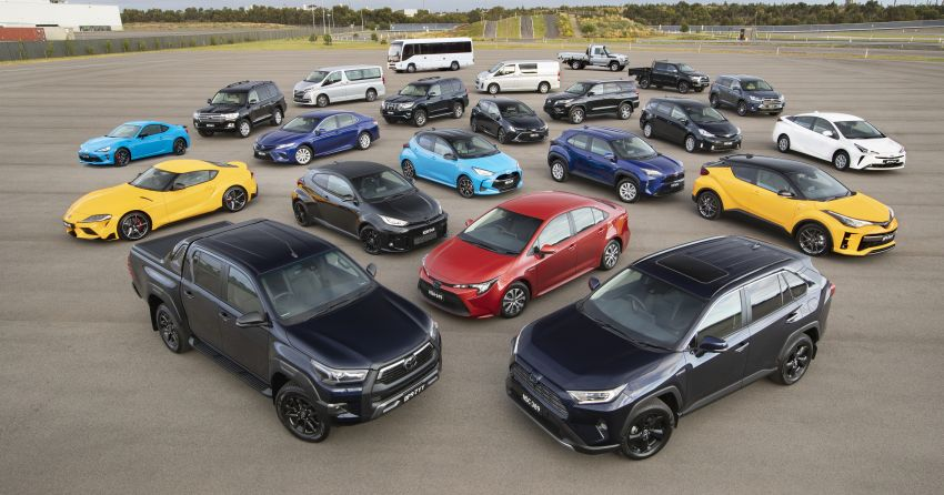 Toyota is Australia's most trusted auto brand in 2021 Image #1290235