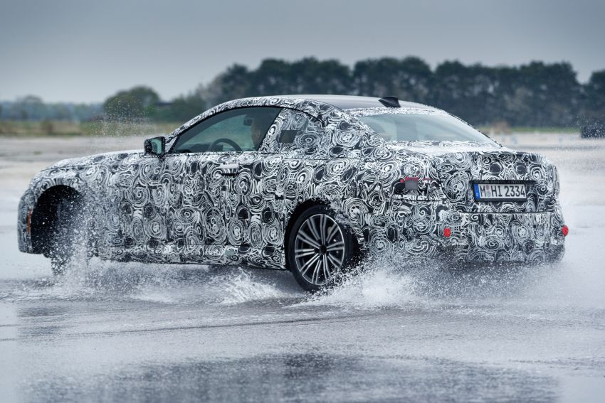 2022 BMW 2 Series Coupe officially teased before debut – M240i xDrive to lead variant range with 374 PS Image #1294236
