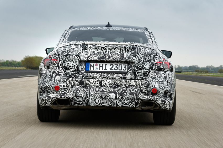 2022 BMW 2 Series Coupe officially teased before debut – M240i xDrive to lead variant range with 374 PS Image #1294257