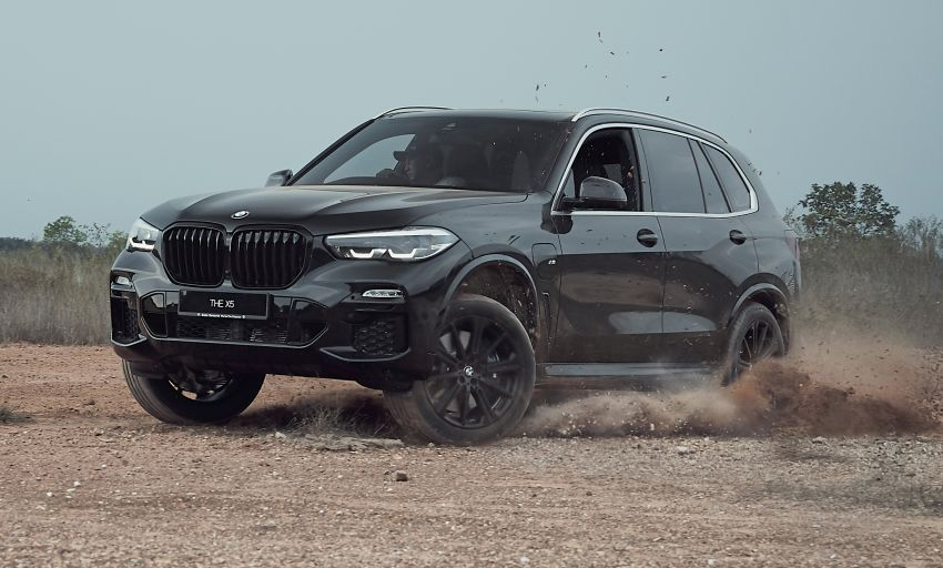 G05 BMW X5 xDrive45e with M Performance parts and accessories – limited to just 30 units, RM468,800 Image #1297125