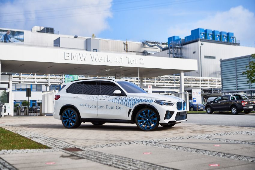 BMW i Hydrogen NEXT pilot programme due in 2022 Image #1290174