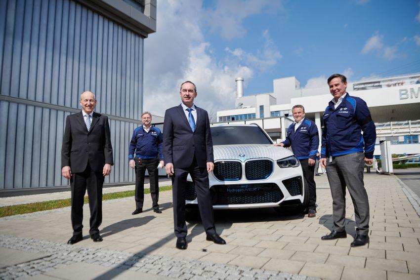 BMW i Hydrogen NEXT pilot programme due in 2022 Image #1290177