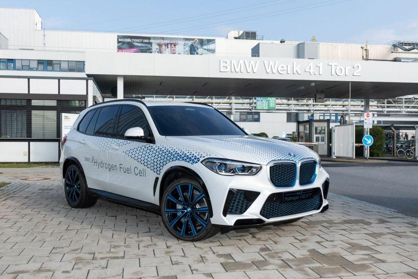 BMW i Hydrogen NEXT pilot programme due in 2022 Image #1290161