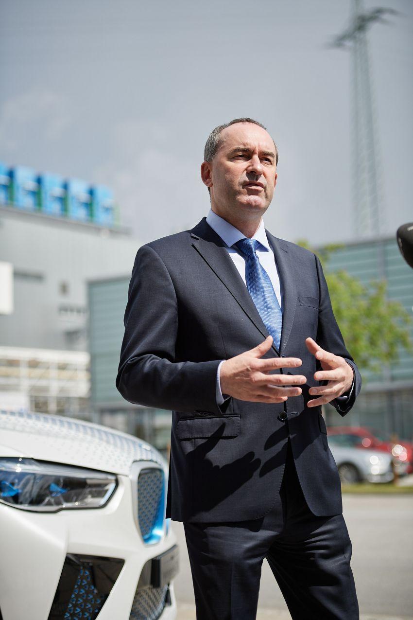 BMW i Hydrogen NEXT pilot programme due in 2022 Image #1290183