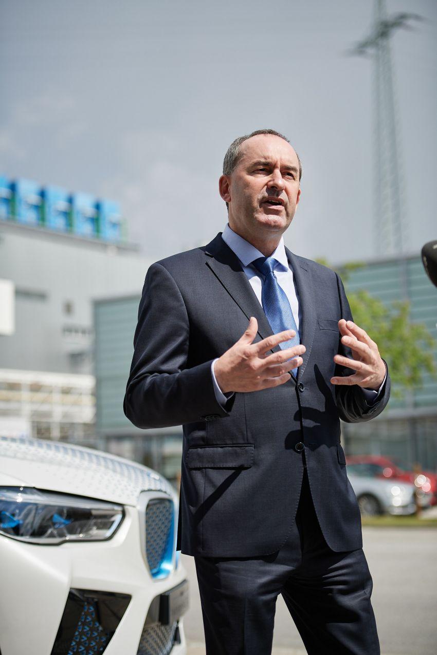 BMW i Hydrogen NEXT pilot programme due in 2022 Image #1290184