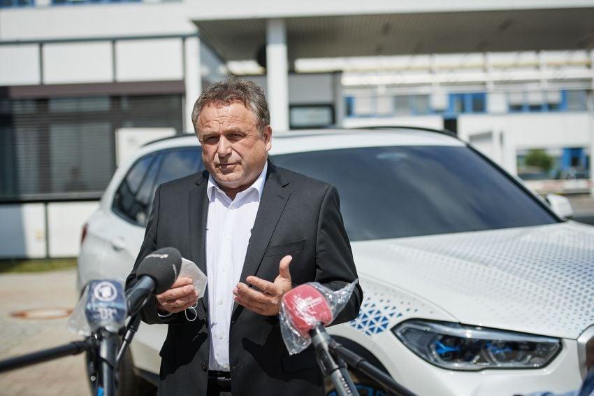 BMW i Hydrogen NEXT pilot programme due in 2022 Image #1290186