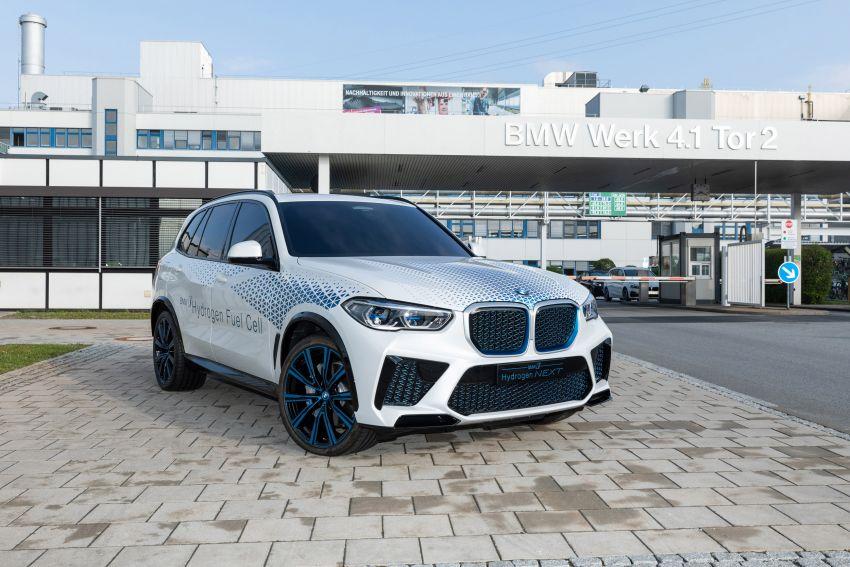 BMW i Hydrogen NEXT pilot programme due in 2022 Image #1290162