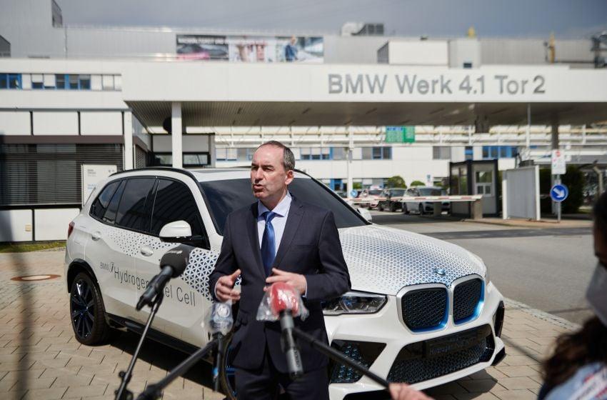 BMW i Hydrogen NEXT pilot programme due in 2022 Image #1290189