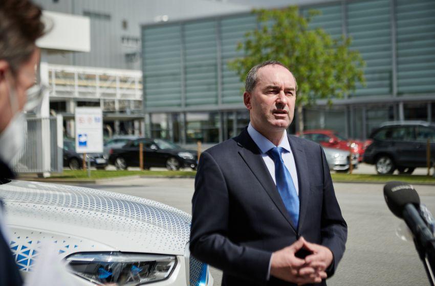 BMW i Hydrogen NEXT pilot programme due in 2022 Image #1290190