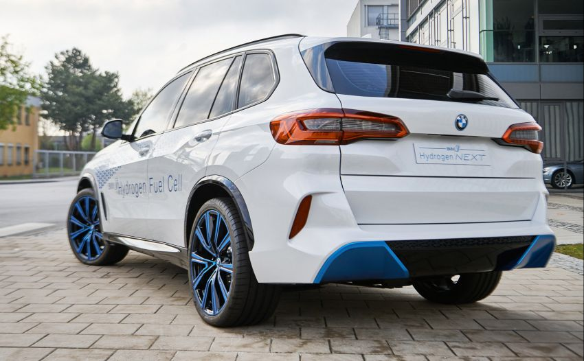 BMW i Hydrogen NEXT pilot programme due in 2022 Image #1290191