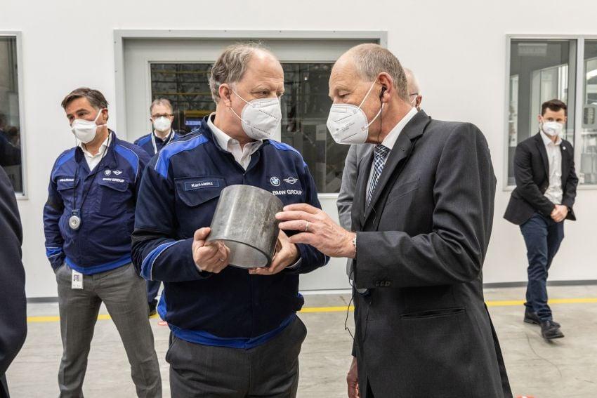 BMW i Hydrogen NEXT pilot programme due in 2022 Image #1290195