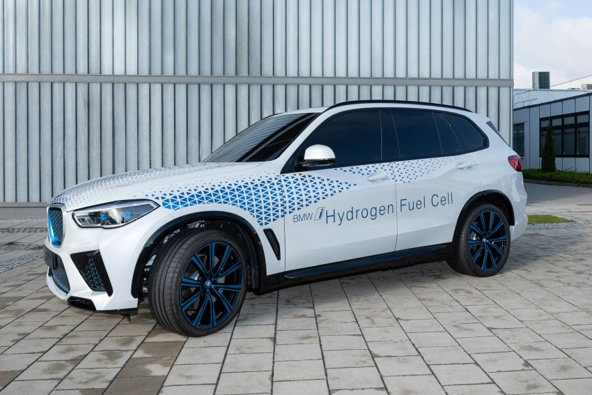 BMW i Hydrogen NEXT pilot programme due in 2022 Image #1290163