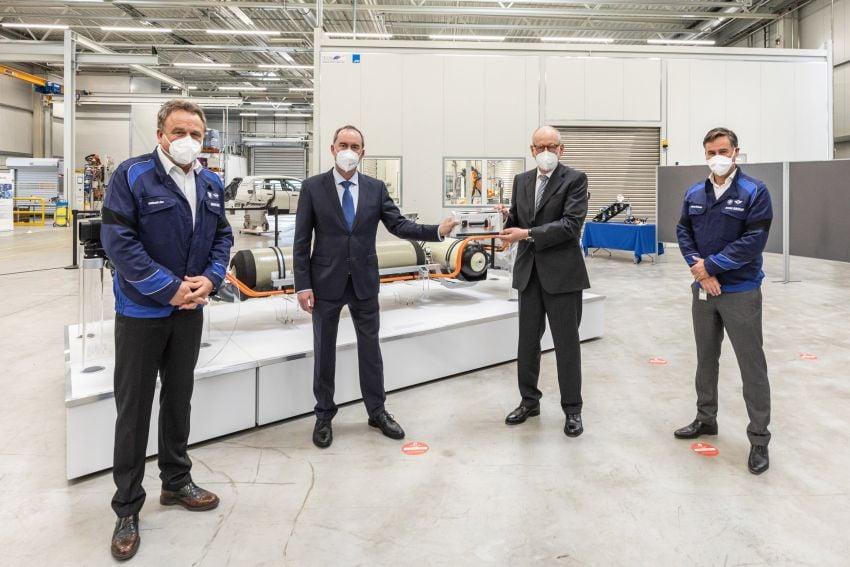 BMW i Hydrogen NEXT pilot programme due in 2022 Image #1290201