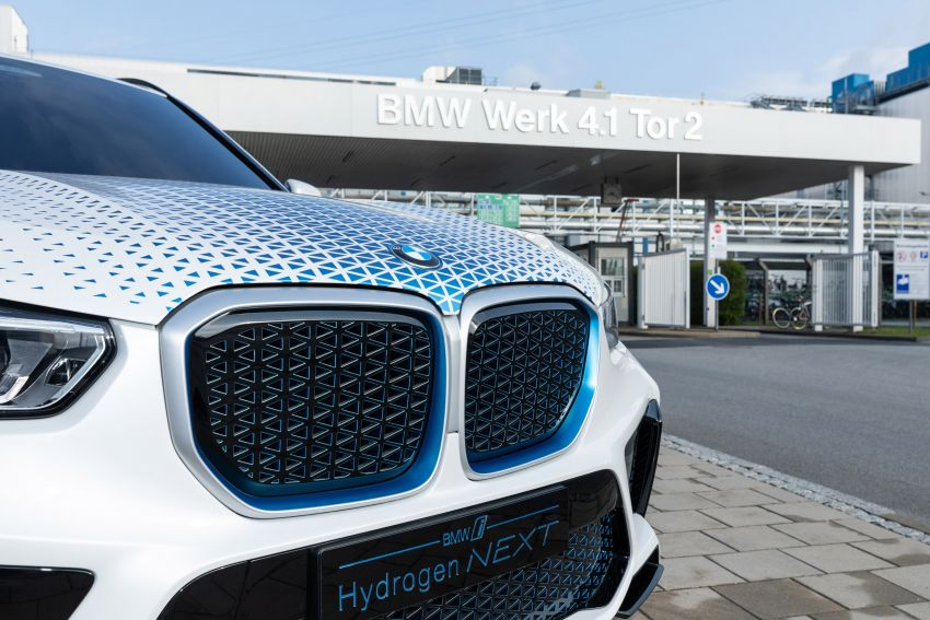 BMW i Hydrogen NEXT pilot programme due in 2022 Image #1290164