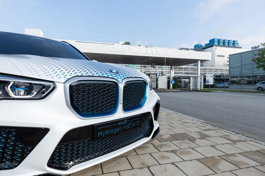 BMW i Hydrogen NEXT pilot programme due in 2022 Image #1290167