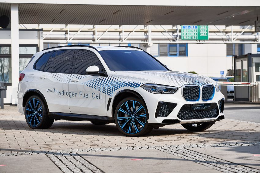 BMW i Hydrogen NEXT pilot programme due in 2022 Image #1290168