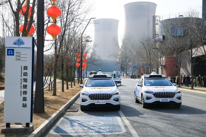 Baidu launches fully driverless ride-hailing in Beijing Image #1290246