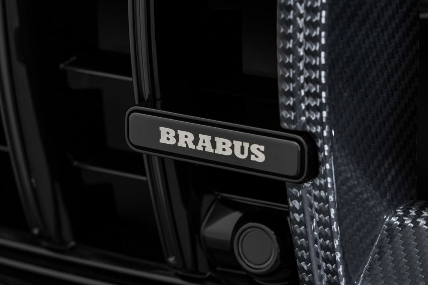 Brabus 800 revealed – tuned Mercedes-AMG E63S 4Matic+ with 800 PS and 1,000 Nm; 0-100 km/h in 3s Image #1292212