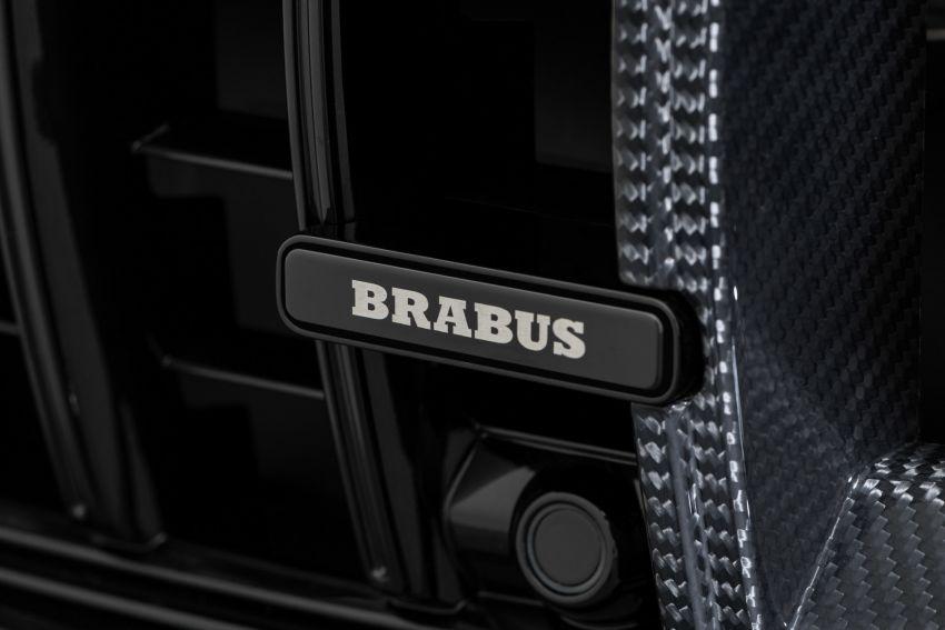 Brabus 800 didedah – Mercedes-AMG E63S 4Matic+ yang dipertingkat sehingga dapat hasilkan 800 PS Image #1292605