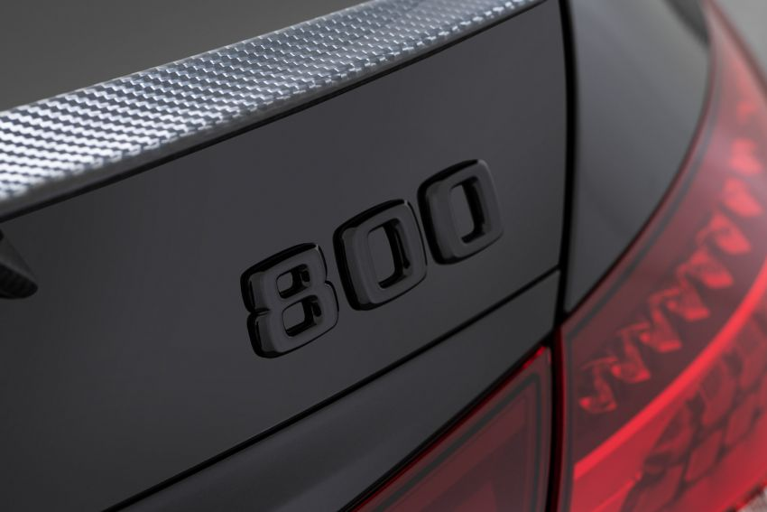 Brabus 800 revealed – tuned Mercedes-AMG E63S 4Matic+ with 800 PS and 1,000 Nm; 0-100 km/h in 3s Image #1292222
